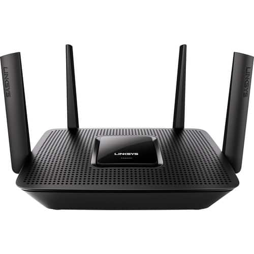 Linksys Max-Stream AC2200 Tri-Band Wi-Fi Router $99 for Best Buy Elites
