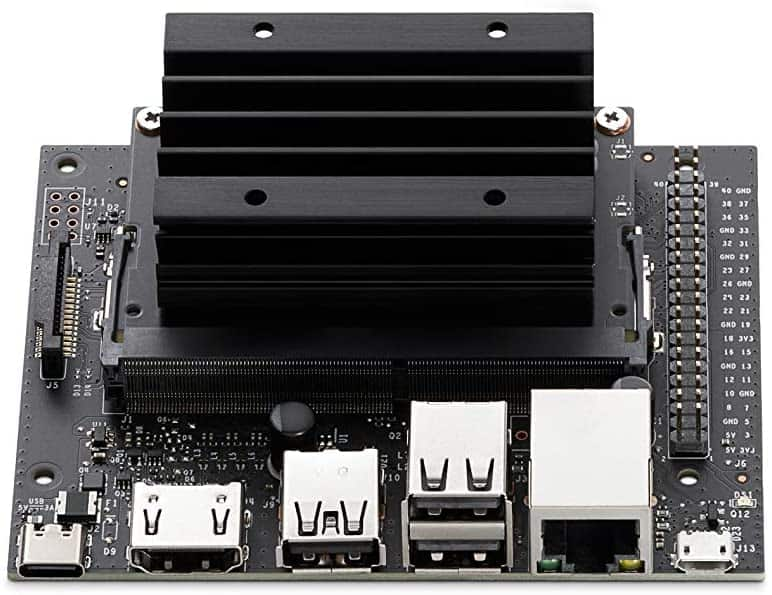 NVIDIA Jetson Nano 2GB Developer Kit $54.99 @ Amazon $55