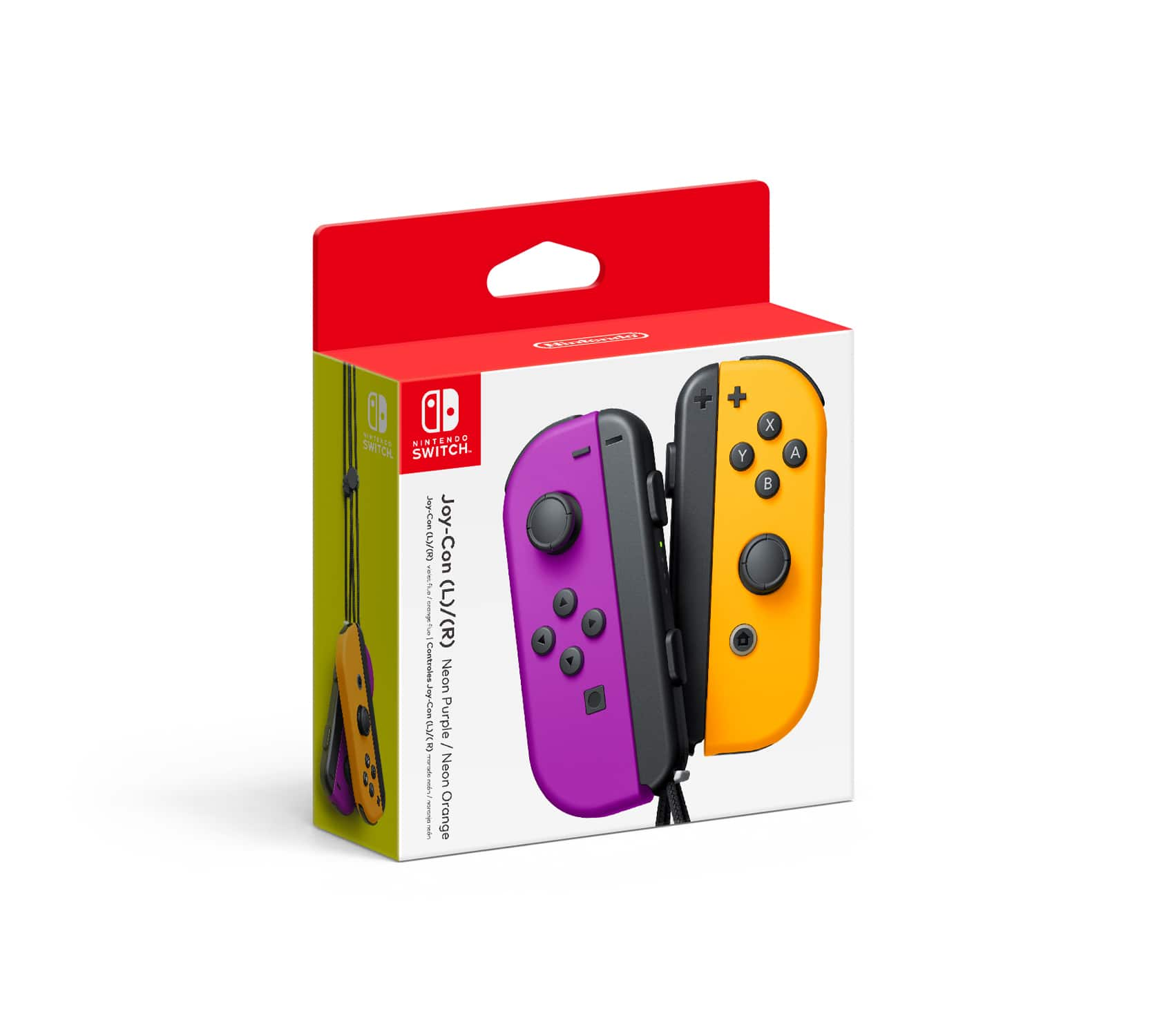 Nintendo Joy-Cons (L/R) all colors on Walmart and Amazon $70