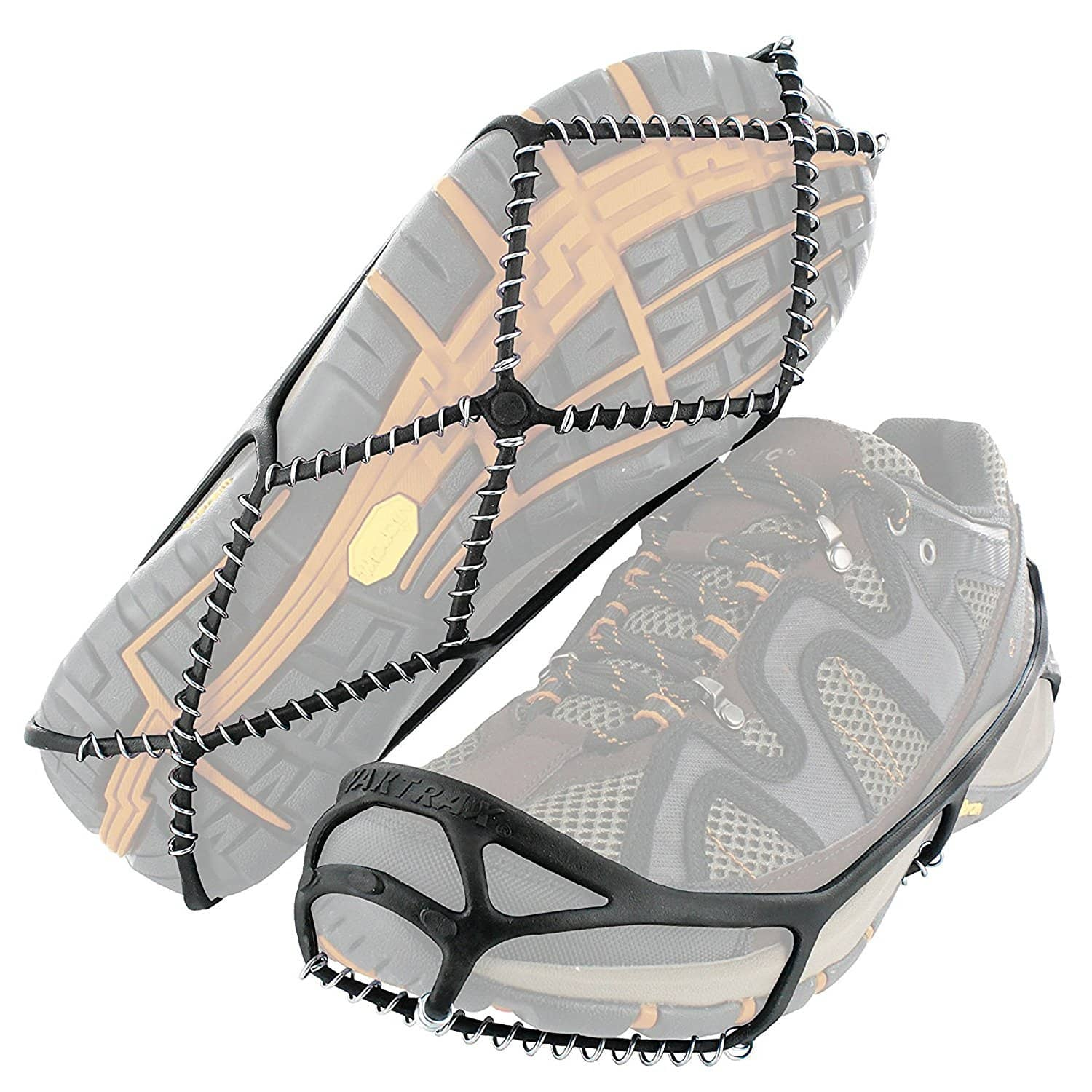 Yaktrax Walk Traction Cleats for Walking on Snow and Ice $12.77 @Amazon