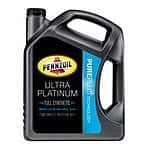 5qt. Pennzoil Platinum Full Synthetic Motor Oil (Various Grades) $15-$18 After $10 Rebate