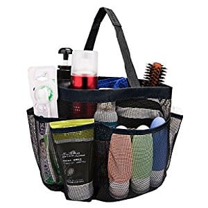 Himart Mesh Shower Caddy Tote Quick Dry Organizer with 8 Storage Pockets $5.99 @Amazon
