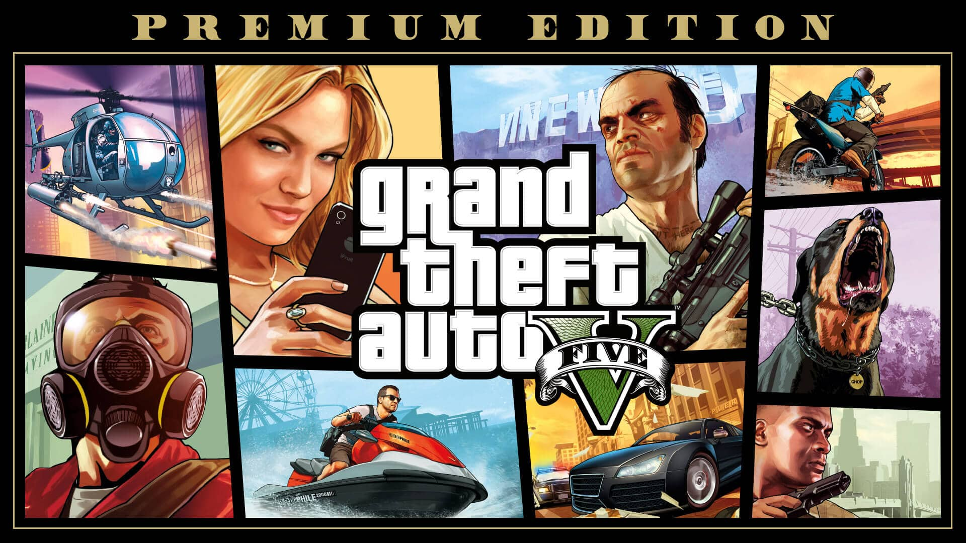 Grand Theft Auto V: Premium Edition PC verison $6.49+tax after coupon
