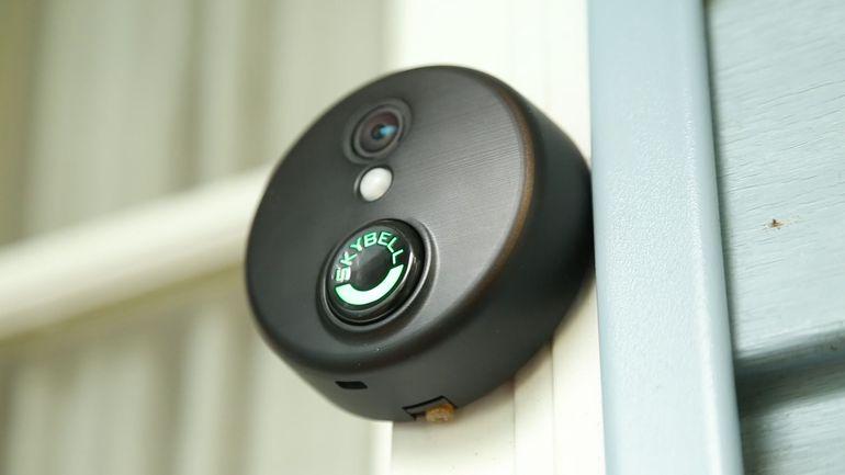 Skybell HD 1080p Wifi Doorbell (Bronze) - ~$137.60 + tax