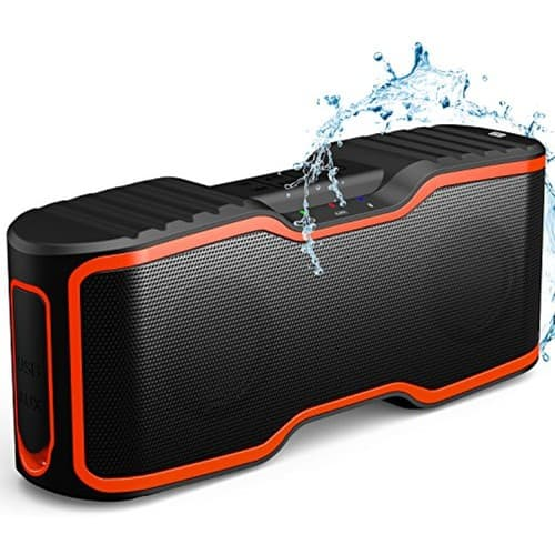AOMAIS 20W Waterproof IPX7 Bluetooth Speakers $25.99 @Amazon