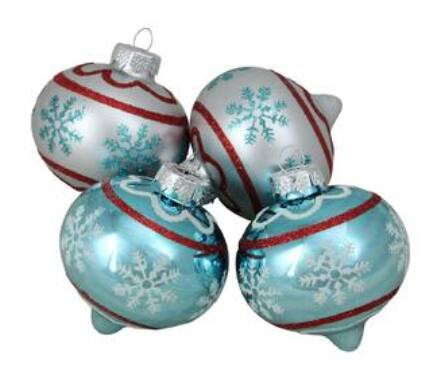 Sears iconic Christmas ornaments 2 for 1, and at price drop 4.99, & shopyourway $5 coupon means 2.50 piece or free