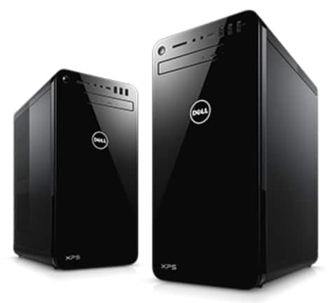 Dell XPS 8930 Tower -- I5-8400 16GB DDR4 Windows10 Home --  $649