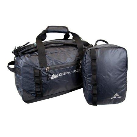 Ozark Trail 45L All Weather Duffel Bag $24.95