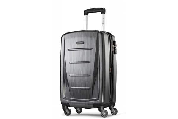 "Samsonite Winfield 2 Fashion 20"" Carry-On Hardside Spinner - $74 for AMEX Card Holders"