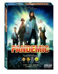 Pandemic by Zman Games $22 @ GameStop