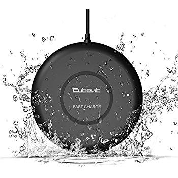 Waterproof 10W Qi Fast Wireless Charging Pad 50% off $9.47