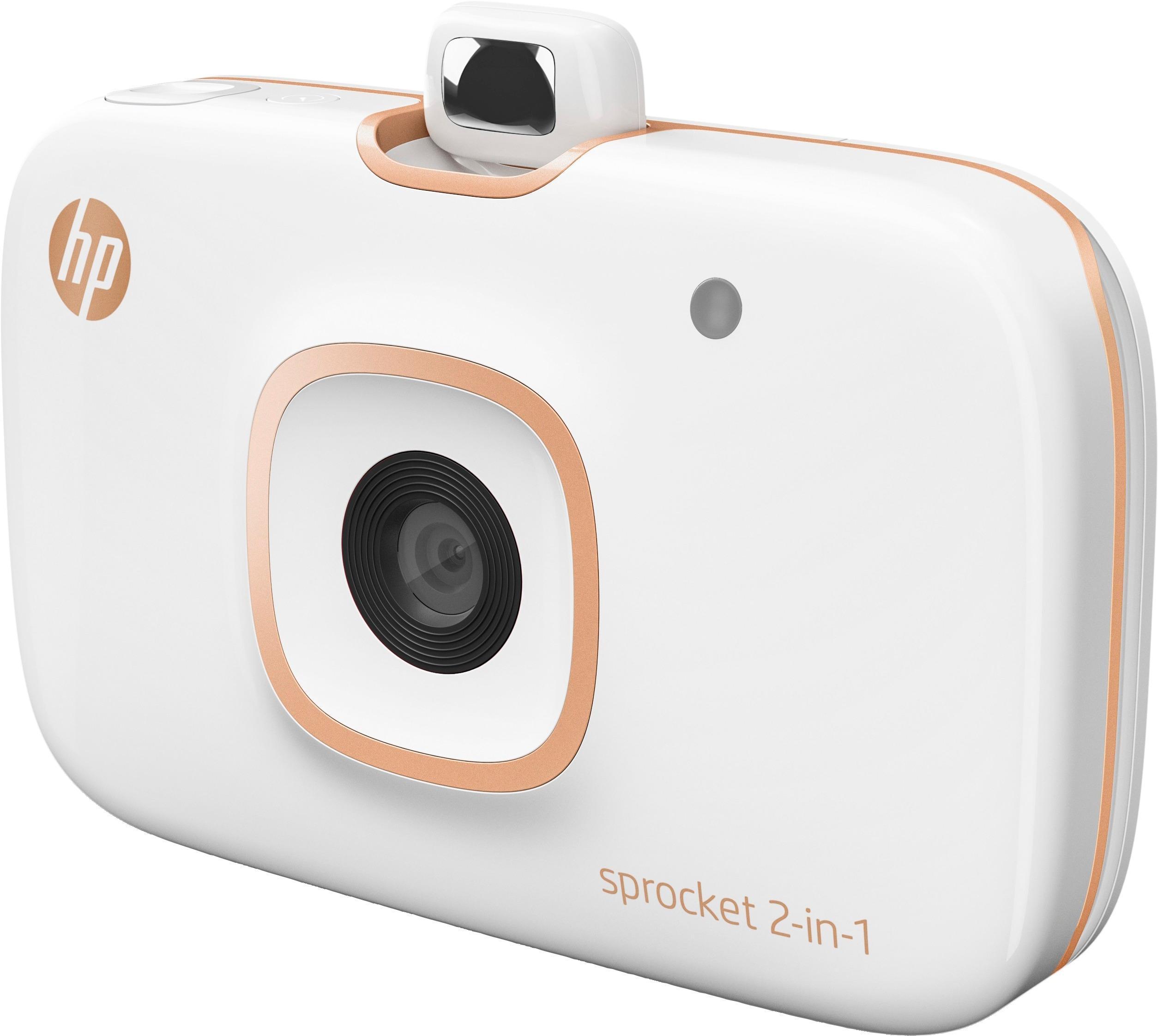 HP - Sprocket 2-in-1 Photo Printer $59.95