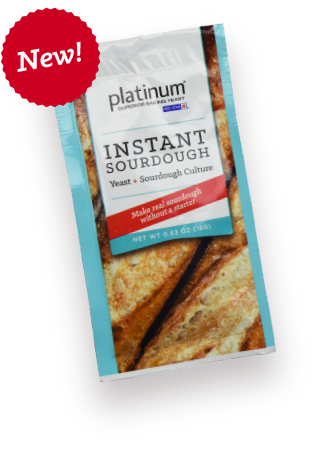 Free Sample Of Red Star's New Instant Sourdough Yeast