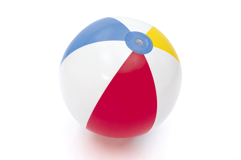 "Play Day 20"" Beach Ball $0.10 YMMV"