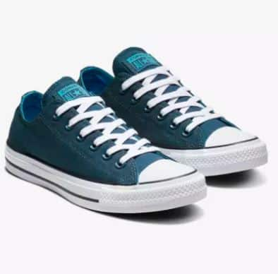 Converse Chuck Taylor All Star Seasonal Color Low Top $25.00