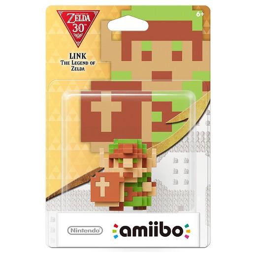 8-bit Link Amiibo available at Target.com $12.99