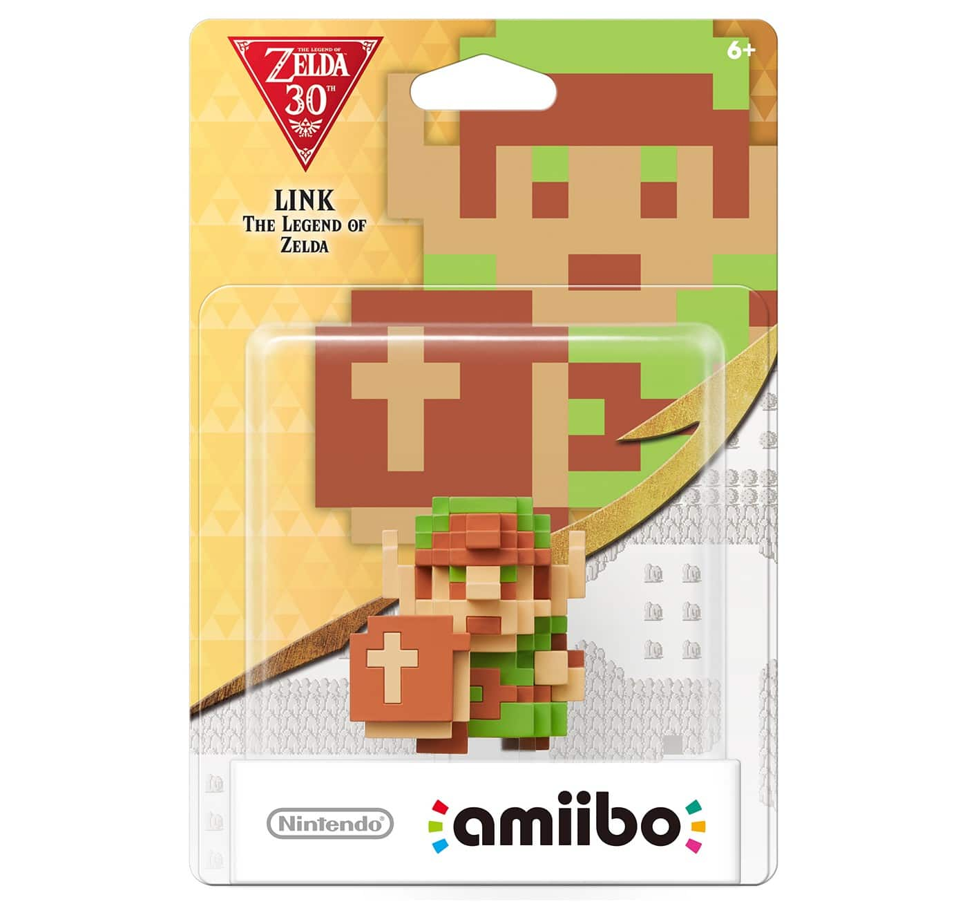 Zelda Series 8-bit Link amiibo (Target Exclusive) $12.99 on Target.com