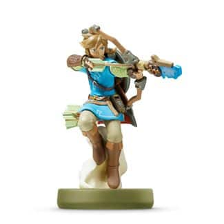Nintendo Breath of the Wild Archer, Rider and Zelda amiibo are $4.78 at Target free ship to store or spend $25 or more for free shpping