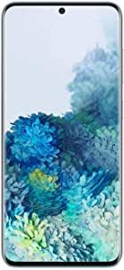 Prime members: Samsung Galaxy S20 5G, 128GB, Cloud Blue - Fully Unlocked (Renewed) $440.09