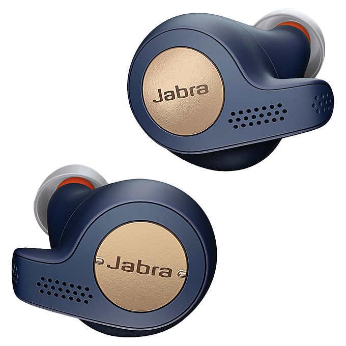 Jabra Elite 65T Active True Wireless Headphones - Costco Membership required $149.99