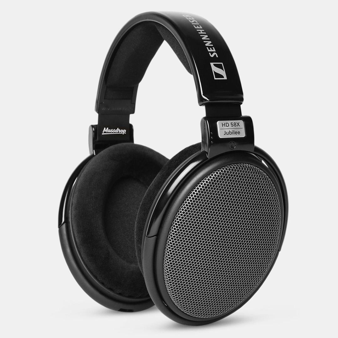 Massdrop Sennheiser HD 58X Jubilee Headphones $150 + Free Shipping ($140 with new account)