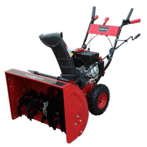 PowerSmart 24 in. 212cc 2-Stage Gas Snow Blower (store pick-up only) $399.99