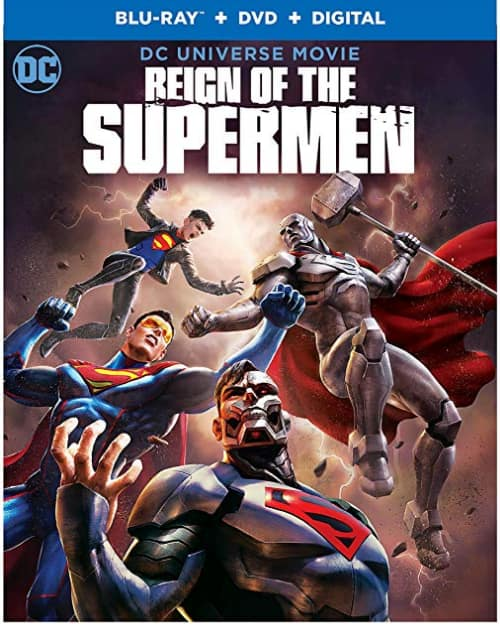 Reign of the Supermen Blu-Ray $14.99