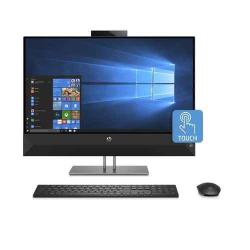 "YMMV: HP Pavilion 27 All-in-One PC 27"" Touchscreen, 27-xa0013w  $600"