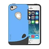 Amazon Deal: Slicoo Dual-layer TPU Rubber Cover Case for iPhone 5/5S [Lifetime Warranty] $5.99 AC on Amazon