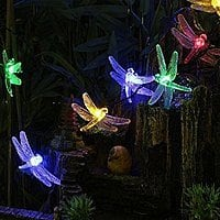 Amazon Deal: Solar Dragonfly Lights $12.97 and Prime eligible on Amazon