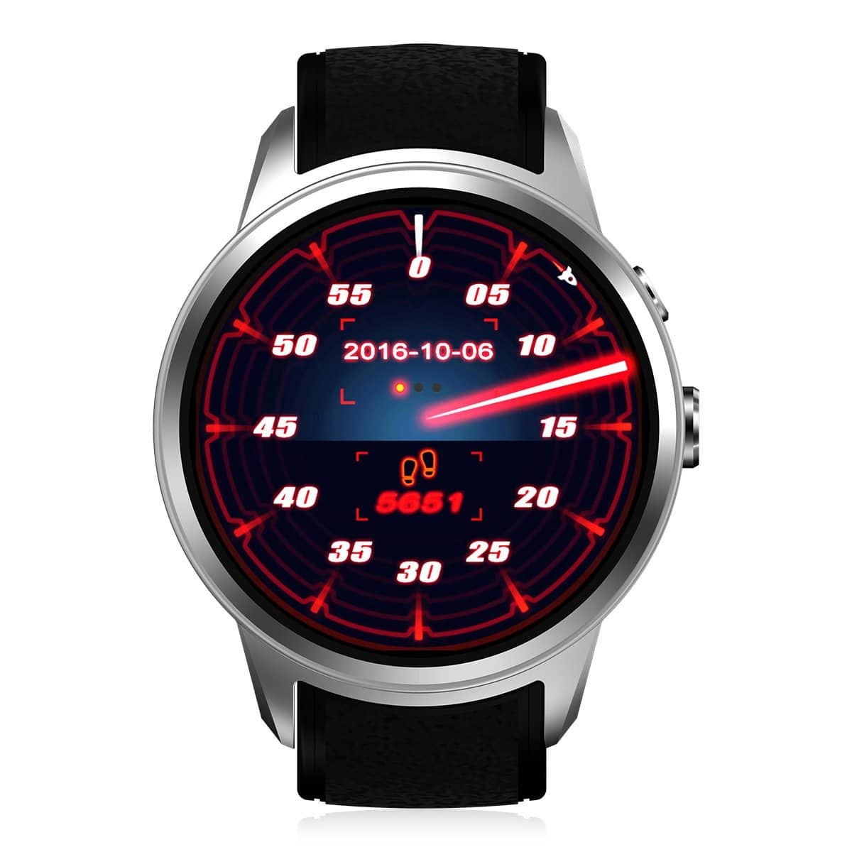 Diggro DI01 Smart Watch Android 5.1 IP67 MTK6580 1GB/16GB Nano SIM 3G WIFI 2.0MP Camera Call Heart Rate Monitor Pedometer Weather Health Reminder for Android IOS $17.99