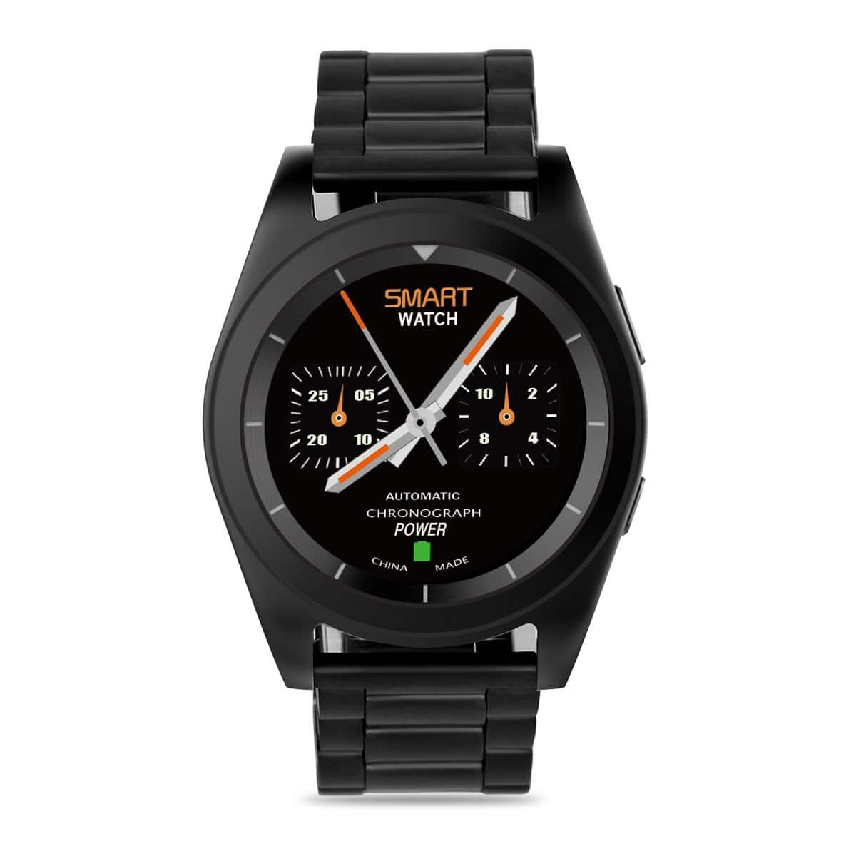 70% OFF NO.1 G6 - Bluetooth Smart Watch Heart Rate Smartwatch ( Heart Rate Monitor, Pedometer, Sleep Monitor) $12.59