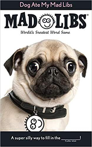 Dog Ate My Mad Libs (Paperback) $3.61
