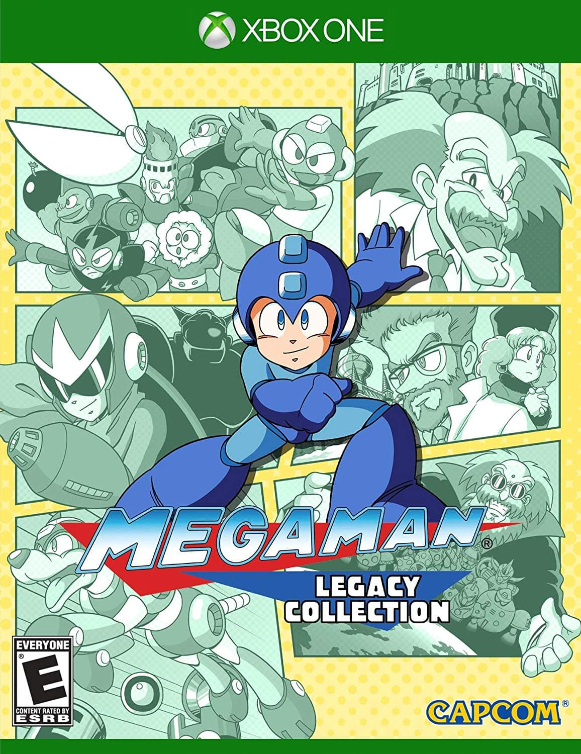 Mega Man Legacy Collection 1 (Xbox One) $7.50 + FS @ Amazon