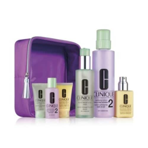 7-Pc. Great Skin Home & Away Set - For Drier Skin $66.00