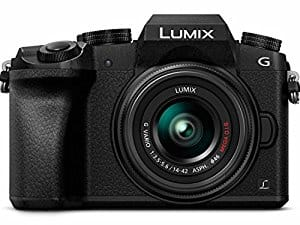 Panasonic G7 Lumix DMC-G7 Mirrorless Micro Four Thirds Camera w/ 14-42mm Lens $498 + Free Shipping