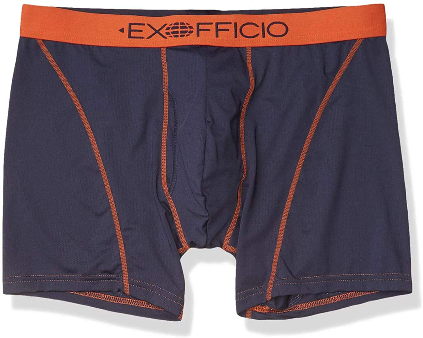 "ExOfficio Men's Give-n-Go Sport Mesh 2.0 Boxer Brief 6"" $11"