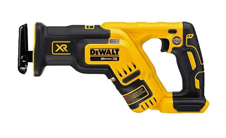 Dewalt DCS367B 20V Max XR Brushless Compact Reciprocating Saw, (Tool Only) YMMV $80 In Store