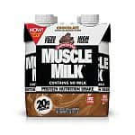 CytoSport™ Muscle Milk® - Chocolate 4 Shake- $3.18(gold members)