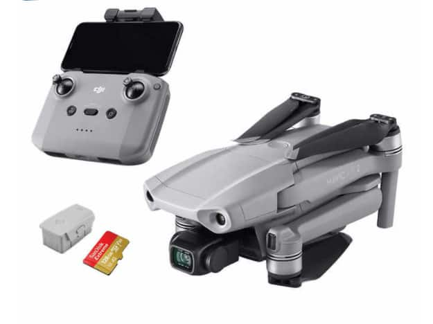DJI Mavic Air 2 Aerial Camera Bundle $789.96