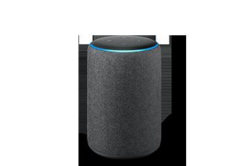 Amazon Echo (3rd Generation) Smart Speaker with Alexa $59.99
