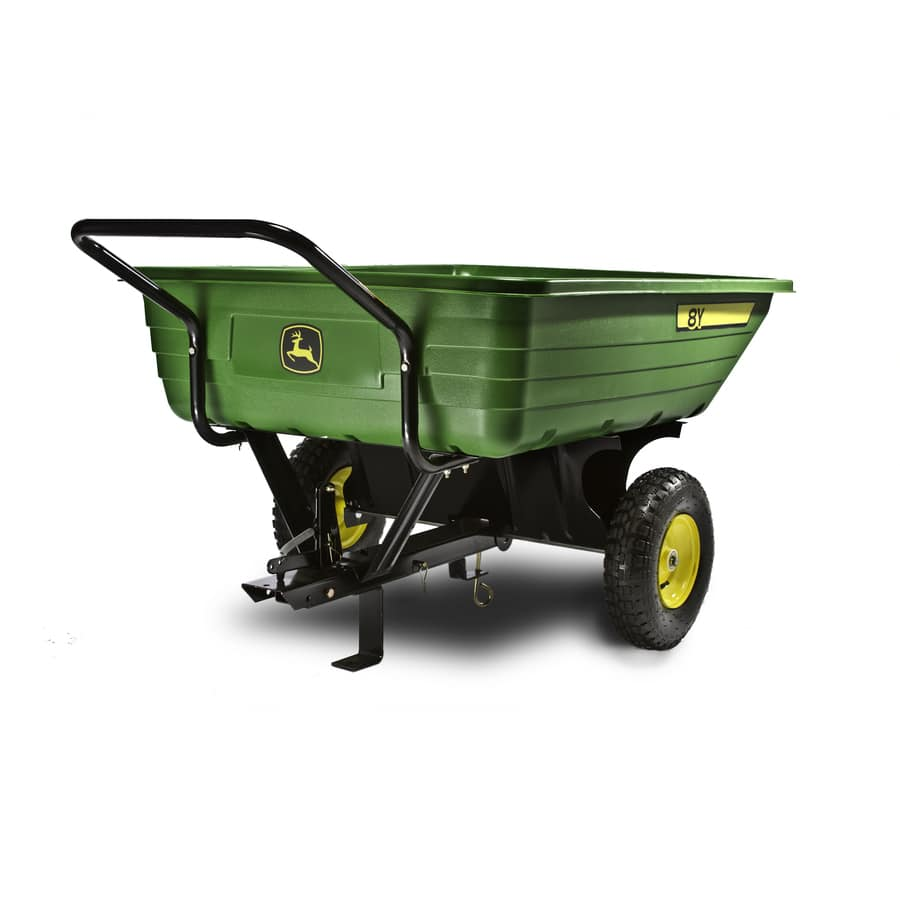 John Deere Lawn Tractor Wagon : Free john deere dump cart with qualifying lawn mower