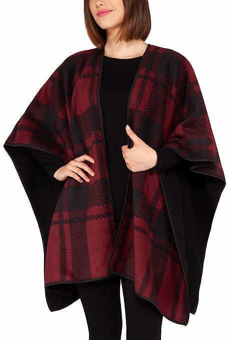 Ike Behar Ladies' Reversible Wrap $16.99 + fs