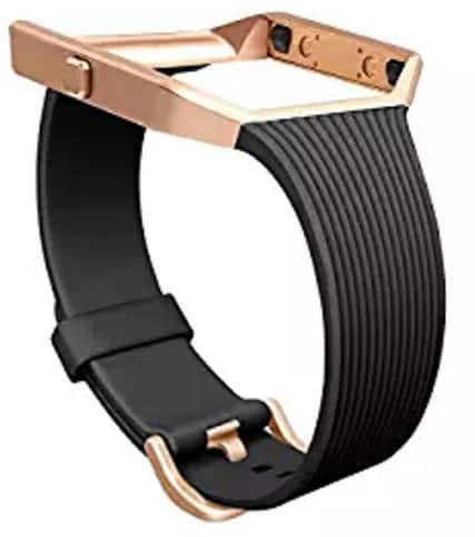 TPU Replacement Sport Strap with Frame for Fitbit Blaze Smart Fitness Watch $8.99 AC