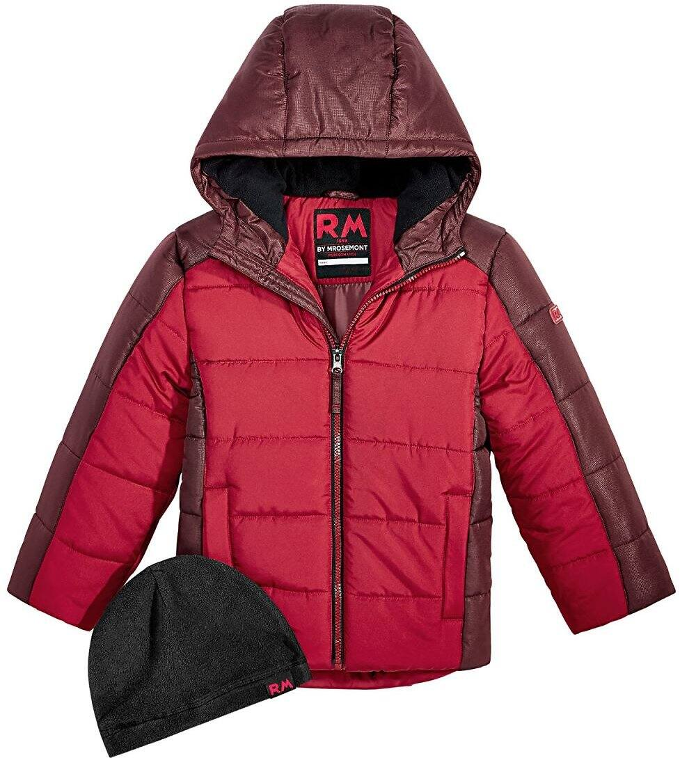 702f82a764a4 Little Boys Branson Colorblocked Hooded Jacket with Hat $15.99 + ship -  Slickdeals.net