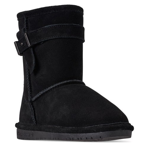 BEARPAW Little Girls Val Boots from Finish Line $25.00 + fs