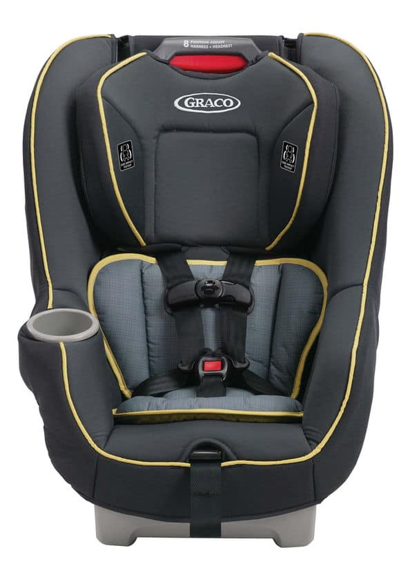 Graco Contender 65 Convertible Car Seat - Brass - $98.49 + Tax + Free Shipping $98.47