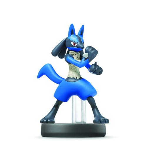 [Toys R Us] Lucario Amiibo - Alive Again with B1G1 40% off. ($22.38 + FS)