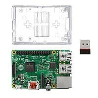 Amazon Deal: Raspberry Pi 2 with transparent case and wifi adapter $45.99 Amazon free shipping