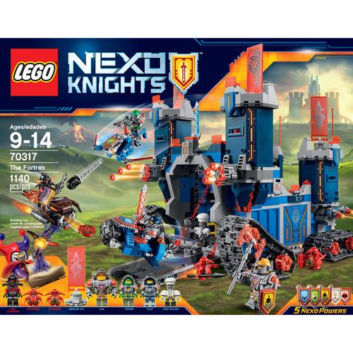 LEGO® Nexo Knights The Fortrex, $70 + Tax, FS